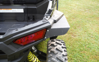 900 RZR-S rear flare