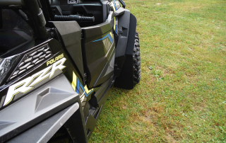 900 RZR-S side view f-r flare view