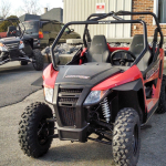 Wildcat trail front flares